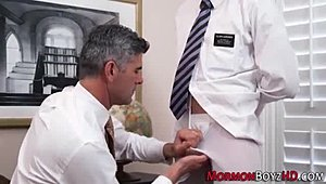 Teen mormon cum drenched